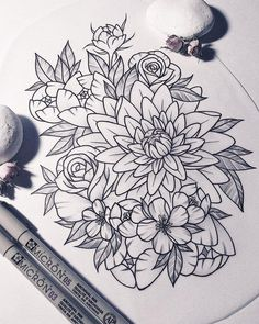 Tattoos From Around The World – Voyage Afield Body Art Tattoos, Sleeve Tattoos, Cool Tattoos, Tatoos, Tattoo Sketches, Tattoo Drawings, Dotwork Tattoo Mandala, Diy Y Manualidades, Flower Sleeve