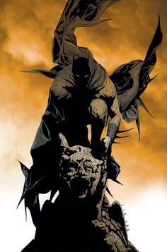 Batman: Gotham Knights #57 by Jae Lee