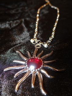 Sol Pendant Necklace *A Personal Favorite*  Check this out and more jewelry of the Supernatural Collection at www.SolTreasure.com! Gorgeous, trendy Accessories for Less!