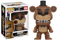 Funko Pop Wave!: Five Nights at Freddy's. Sobrevive a los Pop! anim...