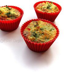 Koken voor kinderen: recept voor hartige groentenmuffins