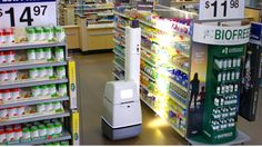 Walmart tests shelf-scanning robots in stores. This is awesome!⠀ ⠀ Walmart is expanding a shelf-scanning robot trial run to Luke Skywalker, Walmart Us, Innovation, Working In Retail, Helfer, Self Driving, How To Plan, Chief Executive, January 2018