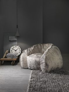 HUG Fabric #armchair by @myhomecollect #design Andrea Radice