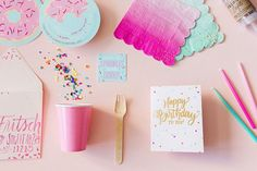 What a fun idea! Donut party first birthday | Photos by Nicki Sebastian | 100 Layer Cakelet
