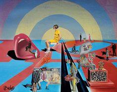 Pop art italiana: Bisha e le sue opere irriverenti - Pure Gold Magazine Designs To Draw, The One, Surrealism, Love Story, Pop Art, Illustration Art, Pure Products, Wall Art, Canvas