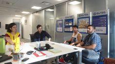 Tercer encuentro en el mes de octubre de 2014, en la sede de OSDE, Catamarca. Con Andrea Fernandez, Dimas Melfi, Victor Alejandro Aybar y Jose Luis Astrada. Ph: German Bormann.
