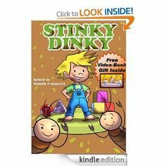Children's Book: Stinky Dinky (Happy Children's Books Collection) --- http://www.amazon.com/Childrens-Book-Stinky-Collection-ebook/dp/B00ABL13MC/?tag=pintrest01-20