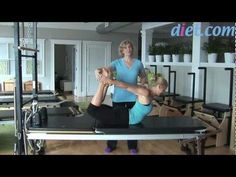 Pilates Back & Butt Strong Sequence  - I lost 26 pounds from here EZLoss DOT com #products #fitness