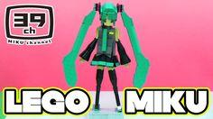 """【初音ミク】 Making """" LEGO MIKU """" 【HATSUNE MIKU】"""