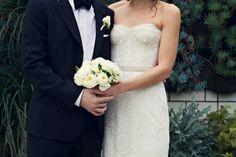 Monique Lhuillier Cheyenne... favorite. wedding. dress. ever