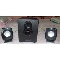 F&d Make Multimedia Speakers For Tv Or Pc