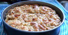 Aan een lekkere appeltaart mankeert niks, en iedereen heeft wel een favoriet. Kleine stukjes appel, veel amandelspijs, wel of geen rozijnen,...