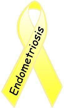 Endometriosis Ribbon of support