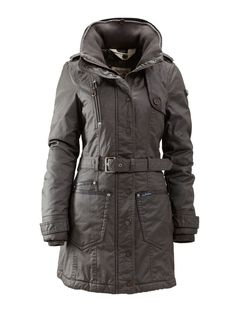 DREIMASTER. Women's coat.