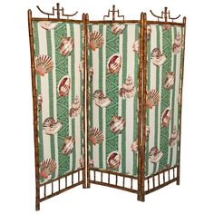 Superb English Bamboo Screen | From a unique collection of antique and modern…