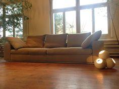 Flexform Groundpiece Antonio Citterio 3200CHF Antonio Citterio, Decor, Flexform, Loft, Sofa, Furniture, Home Decor