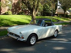 1961 Sunbeam Alpine Convertible