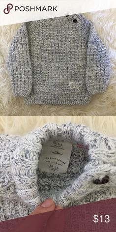 Zara Toddler Boys Sweater Perfect condition. So cute. Zara Shirts & Tops Sweaters