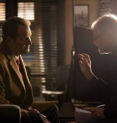 """Behind the Scenes of Castle - Star Jack Coleman and Director Thomas J. Wright on the Set of Castle Season 5, Episode 13: """"Recoil"""""""