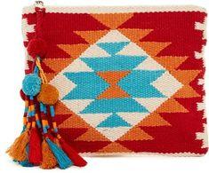 Crochet Swimwear Shiraleah Astra Zip Pouch Discovred by : Chiêu Firefly Crochet Tapestry Bag, Tapestry Crochet, Crochet Shawl, Crochet Stitches, Crochet Patterns, Loom Patterns, Tapete Floral, Bag Pattern Free, Crochet Purses