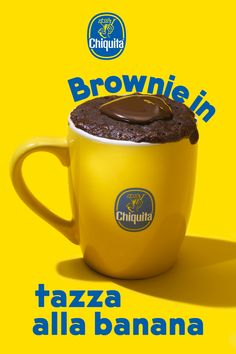 Brownie In A Mug, Vegan Cake, Microwave Cake, Vegan Dishes, Cakes And More, Healthy Desserts, Just Eat It, Food Inspiration, Sweet Recipes