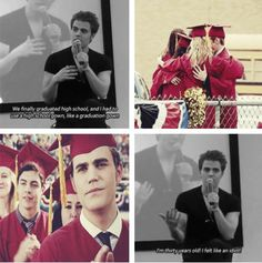 So funny. TVD. Stefan | I'm thirty years old! I felt like an idiot!