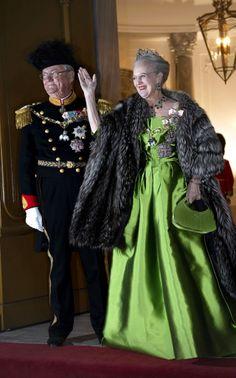 Landets spidser til nytårskur hos dronningen | www.b.dk