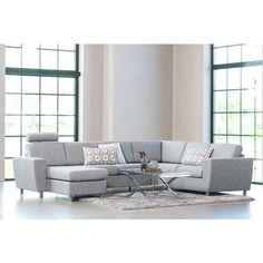 Product thumbnail Grey, Decor, Furniture, Sofa, Sectional, Home, Couch, Sectional Couch, Home Decor