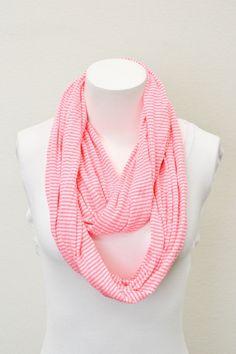 Jersey Knit Infinity $20.00