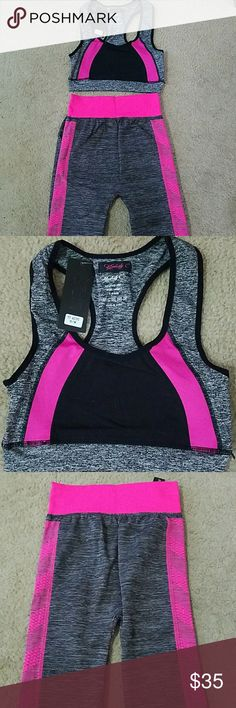 Yoga Pants and top New yoga pants and top. S/M size. Pink top and bottom. Both together  $35. Separate $20 each. Other
