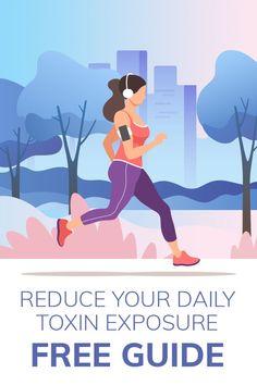 Reduce Your Daily Toxin Exposure - Free Guide - Jill Carnahan, MD Adrenal Health, Brain Health, Gut Health, Mental Health, Health Articles, Health Tips, Chronic Fatigue, Adrenal Fatigue, Autoimmune Disease