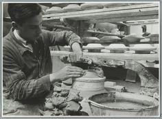 Aardewerkfabriek 'De Porceleyne Fles' in Delft