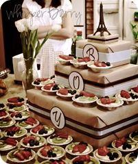 "wedding shower ""cake"""
