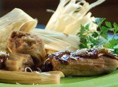 Receta de Tamales de chile con frijol negro | Los Sabores de México y el mundo