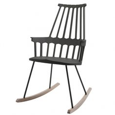 Comback Rocking chair, black