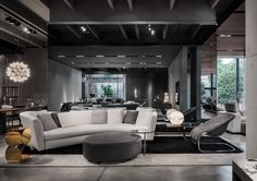 New releases by Minotti | Covet Edition #furniture #luxury #luxurylifestyle #interiordesign #interiordesigners #interiordesignmagazine #CovetEdition #Coveted http://covetedition.com/projects/new-releases-by-minotti/