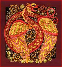 Celtic Dragon. Get in-depth info on the Chinese Zodiac Sign of Dragon @ http://www.buildingbeautifulsouls.com/zodiac-signs/funny-horoscopes/funny-chinese-zodiac/enter-year-dragon/