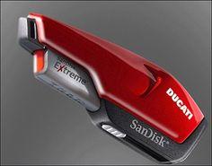 Ducati flash drive