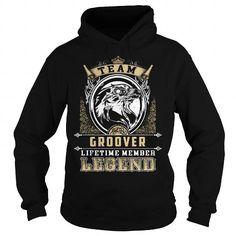 GROOVER, GROOVERBIRTHDAY, GROOVERYEAR, GROOVERHOODIE, GROOVERNAME, GROOVERHOODIES - TSHIRT FOR YOU