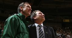 Michigan State's Tom Izzo feels for Mark Dantonio and Max Bullough in wake of Rose Bowl suspension | MLive.com
