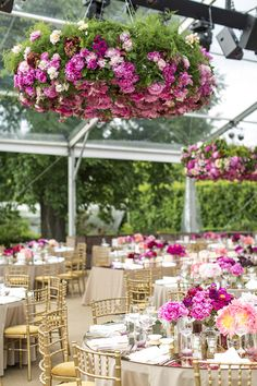 Beautiful garden reception #weddingreception #receptiondecor #outsidewedding