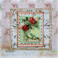 Card *Scraps of Elegance blog hop* - Scrapbook.com