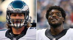 Philadelphia Eagles trade CB Byron Maxwell, LB Kiko Alonso to...: Philadelphia Eagles trade… #KikoAlonso #ByronMaxwell #PhiladelphiaEagles