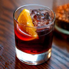 #Negroni #Cocktail Recipe - 1000Cocktails.info