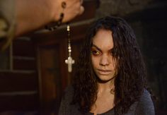 """Lyndie Greenberg as Jenny Mills from the TV Show """"Sleepy Hollow"""""""