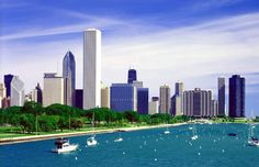 Fondo pantalla Chicago Michigan