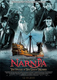 The Chronicles of Narnia: The Voyage of the Dawn Treader --- Overall I liked this movie