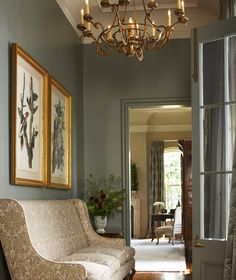 wall color reminds me of island gray / cumberland gray by porter paints