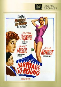 Walter Lang. The Marriage-go-round [771.1 LANG W. 1960]