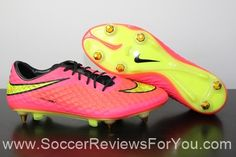 Nike Hypervenom Phantom SG Pro Review